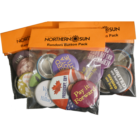 Closeout Sale Button Pack