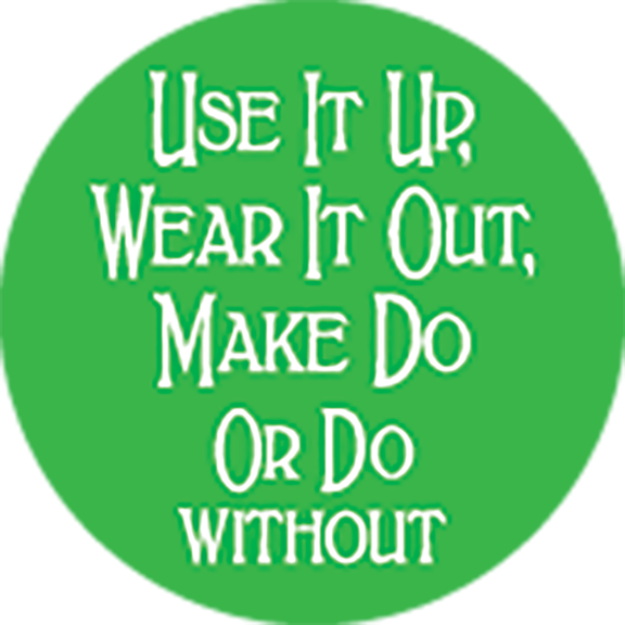 Use It Up Button