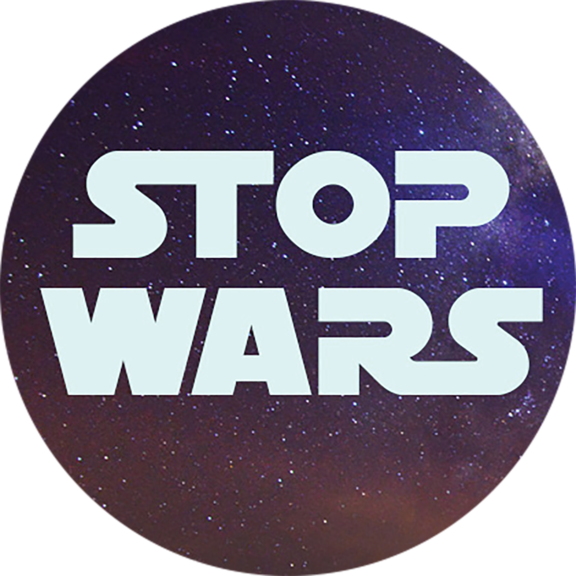 Stop Wars Button