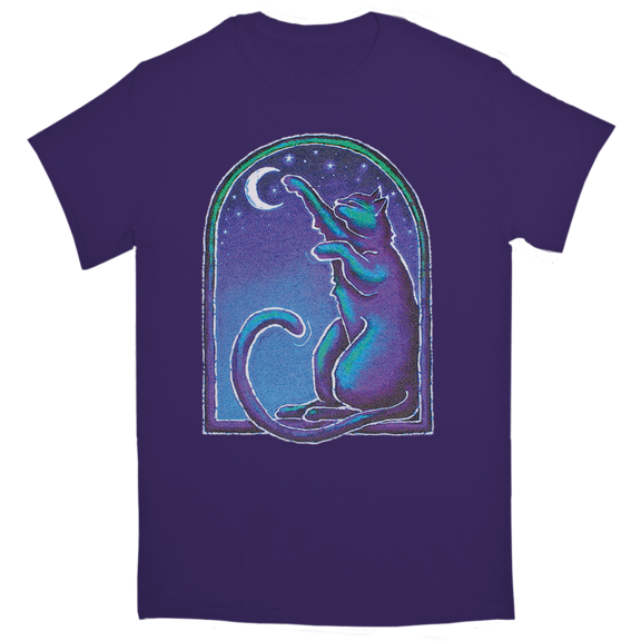 Moon Cat TShirt