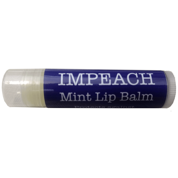 Impeach Mint Lip Balm