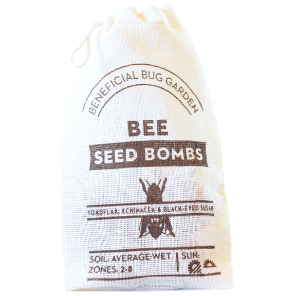 Bee Seed Bomb Pouch GONE