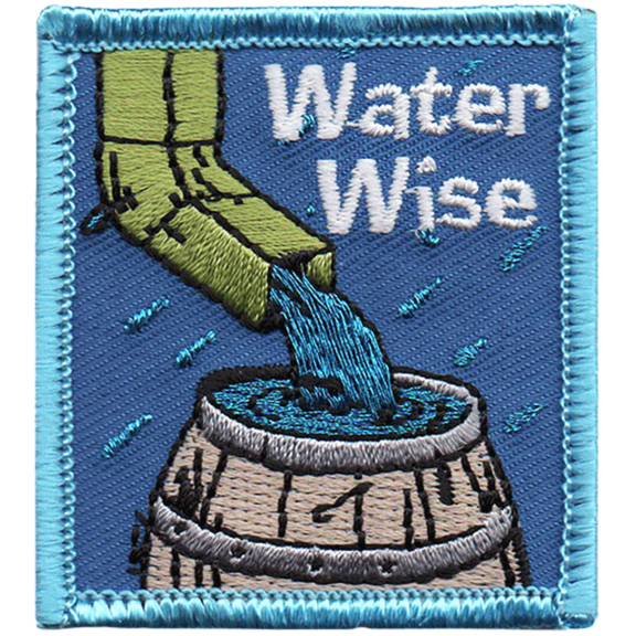 Water Wise Patch