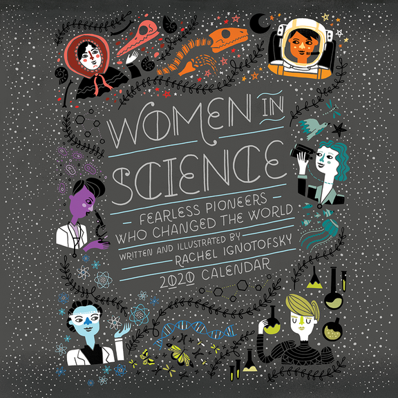 Women In Science Calendar