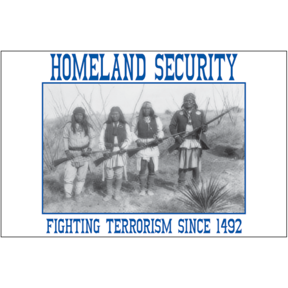 Homeland Securit Magnet