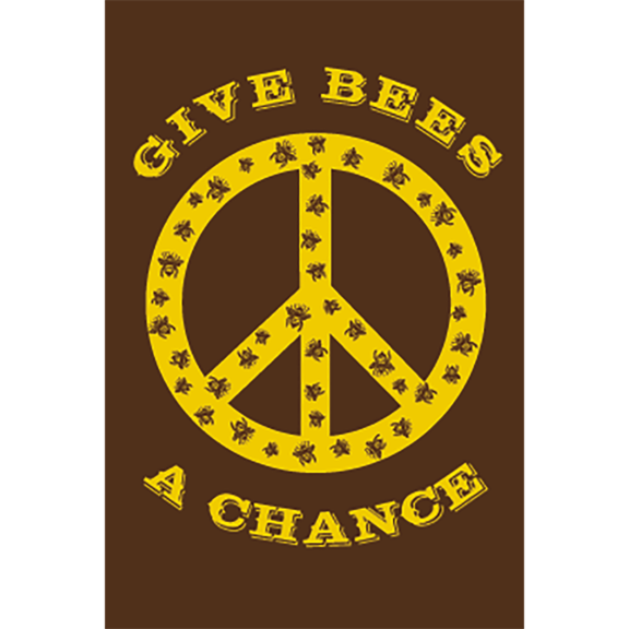 Give Bees A Chance Magnet