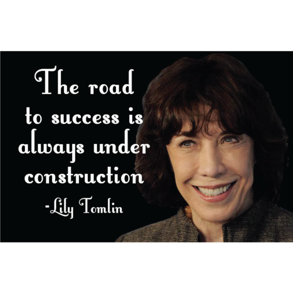 Lily Tomlin Magnet