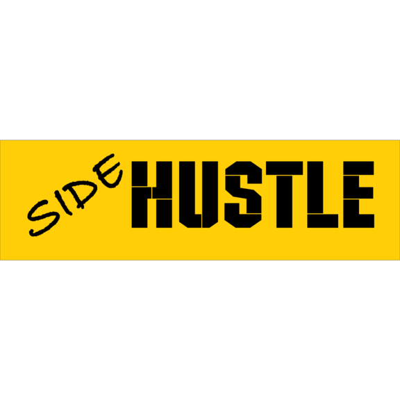 Side Hustle Sticker