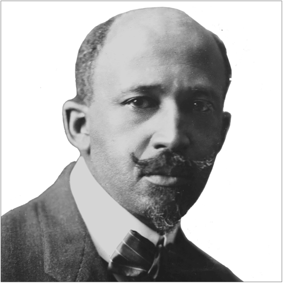 W.E.B. Dubois Sticker