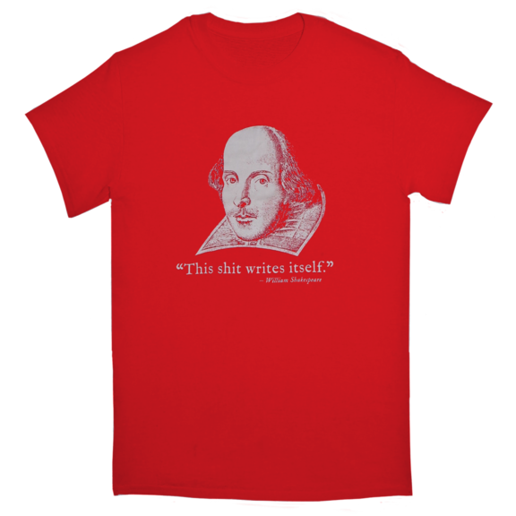 Shakespeare TShirt