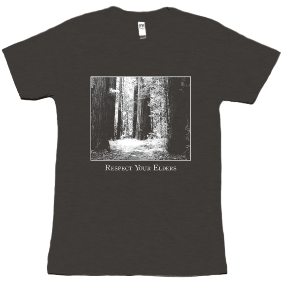 Repect Your Elders Hemp Organic TShirt
