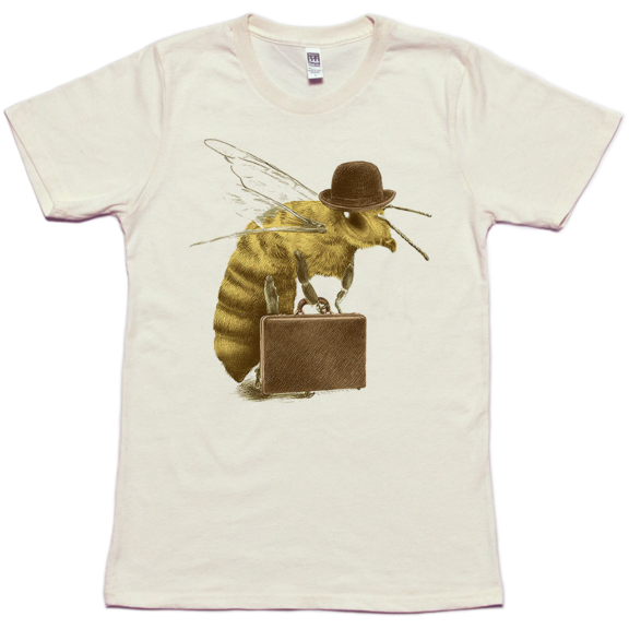 Worker Bee Organic TShirt