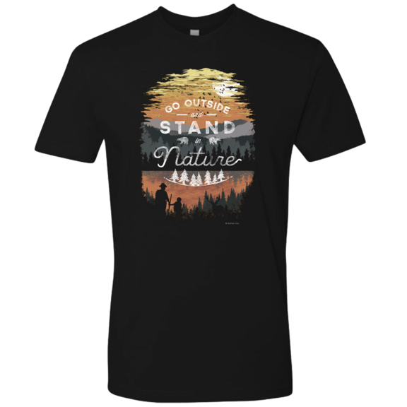 Go Outside And Stand In Nature TShirt