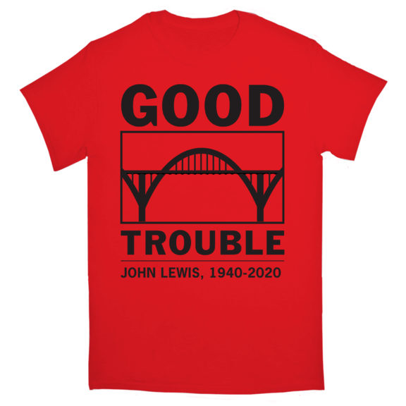 Good Trouble John Lewis T-Shirt