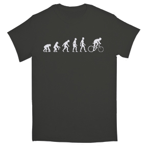 Bike Evolution TShirt