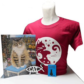Cats Gift Set