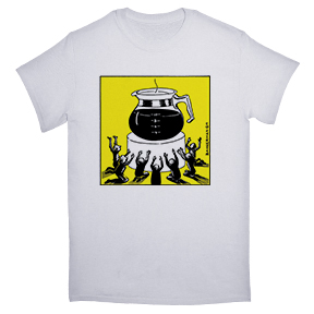 Coffee Worship T-Shirt