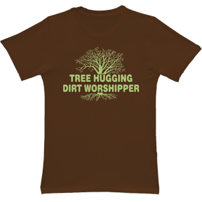 Dirt Worship Organic Bamboo T-Shirt