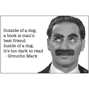 Groucho Marx Magnet