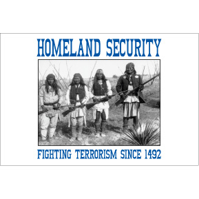 Homeland Security 2x3 Magnet