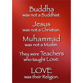 Love Was Their Religion Poster