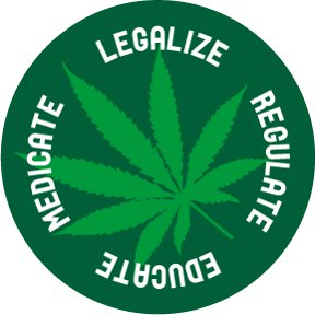 Medical Marijuana Button