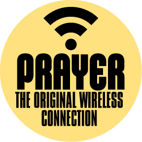Prayer Original Wireless Connection Button