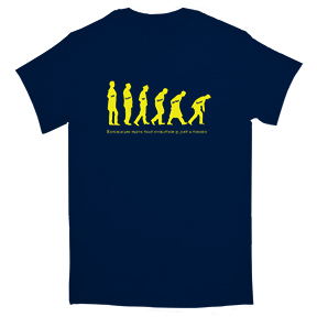 Republican Evolution TShirt
