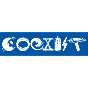 Science Fiction Coexist Bumper Sticker