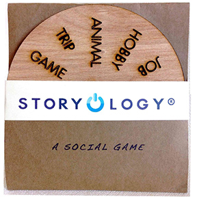 Storyology Memory Game