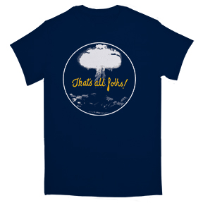 That's All Folks TShirt