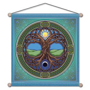 Tree Of Life Meditation Banner