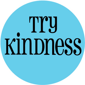 Try Kindness Button