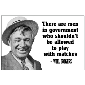 Will Rogers Magnet