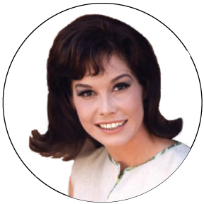 Mary Tyler Moore Button