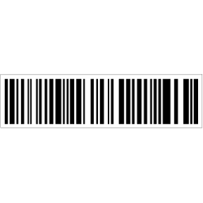 Barcode-Bumper-Sticker