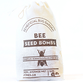 Bee Seed Bomb Pouch