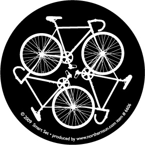 Bike Cycle Sticker