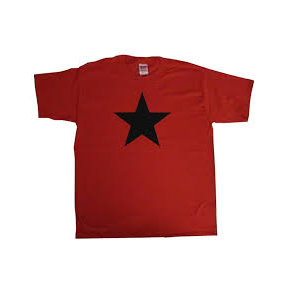 Black-Star-Bamboo-T-Shirt