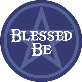 Blessed-Be-Button