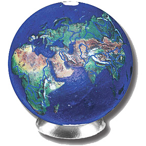 Blue Earth Marbles
