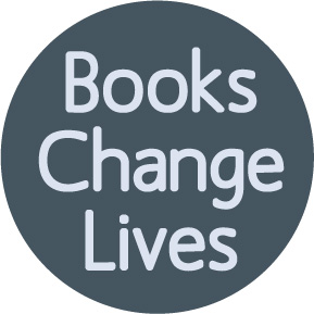 Books Change Lives Button