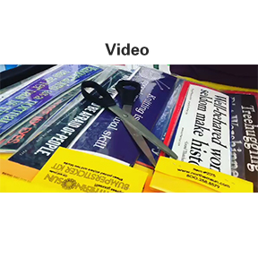 Bumper Sticker Kit Video