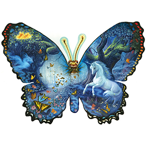 Butterfly Puzzle