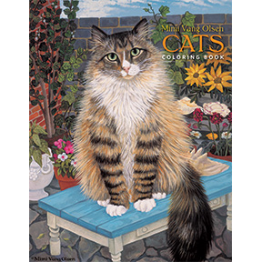 Cats-Coloring-Book