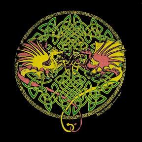 Celtic-Dragon-Long-Sleeve-T-Shirt