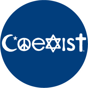Coexist-Button