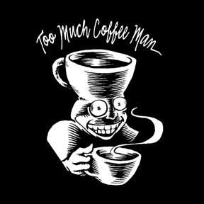 Coffee-Man-T-Shirt