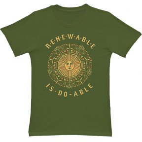 Doable Renewable Organic TShirt