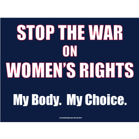 Elect An Adult 2020 Sign